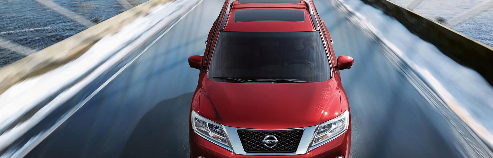 Nissan Fluid Exchange Service