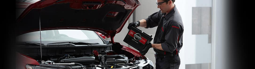Nissan Battery Replacement Service