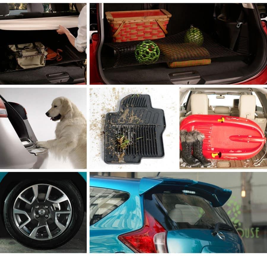 Nissan Genuine Accessories