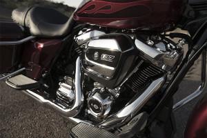 2017 Harley-Davidson® Road King® engine