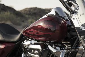 2017 Harley-Davidson® Road King® tank