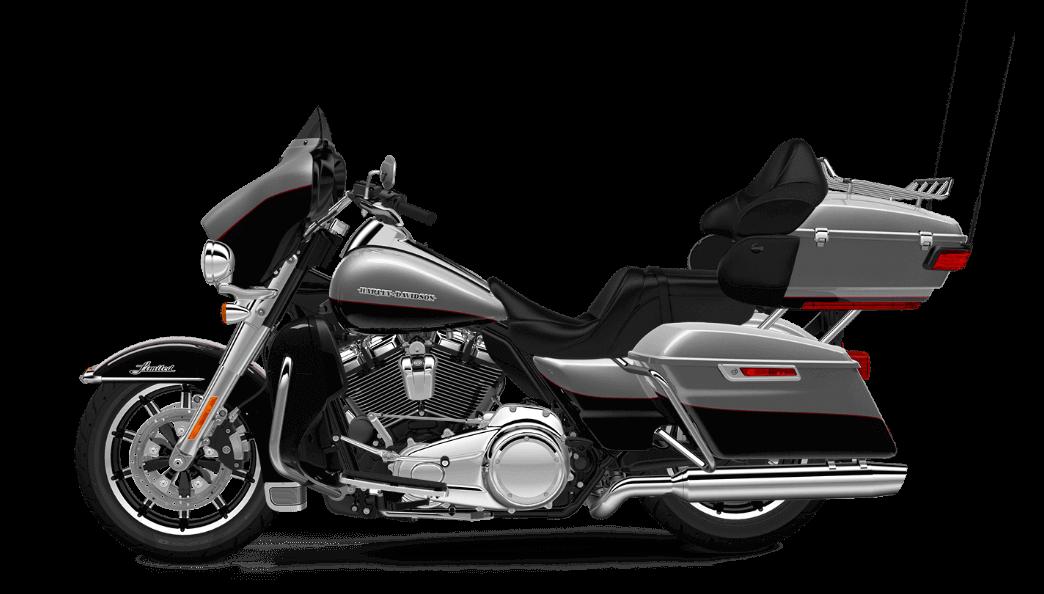Billet Silver Harley-Davidson® Ultra Limited Low
