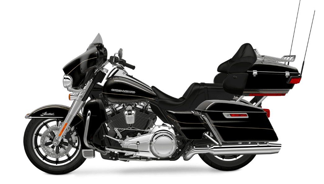Black Quartz Harley-Davidson® Ultra Limited Low