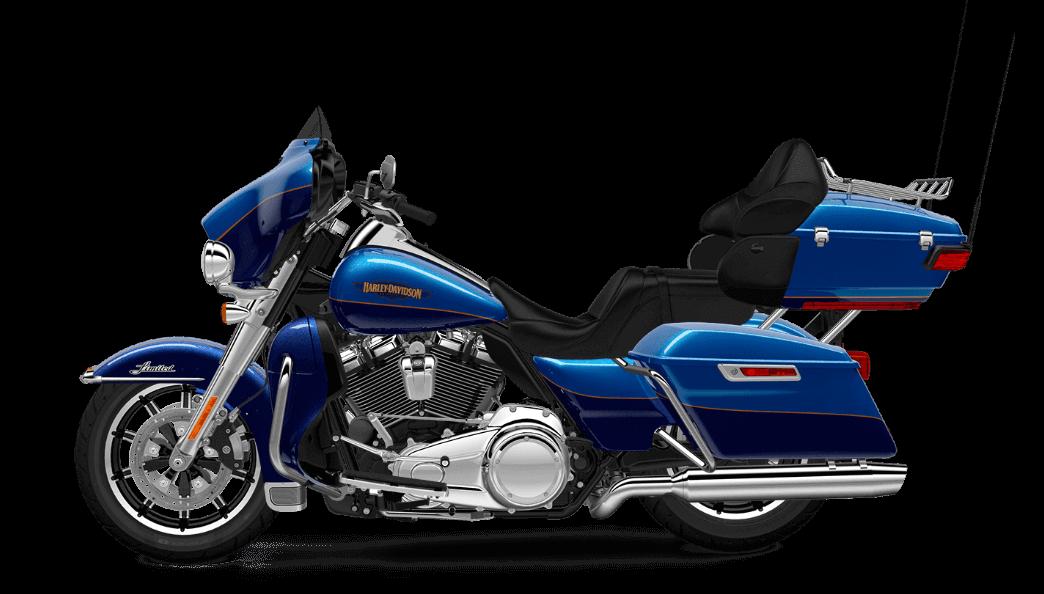 Bonneville Blue Harley-Davidson® Ultra Limited Low