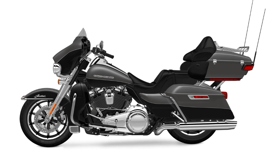 Charcoal Denim Harley-Davidson® Ultra Limited Low