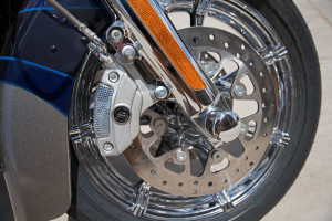Harley-Davidson CVO Limited brake