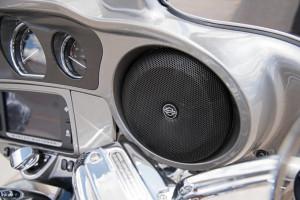 Harley-Davidson CVO Limited speaker