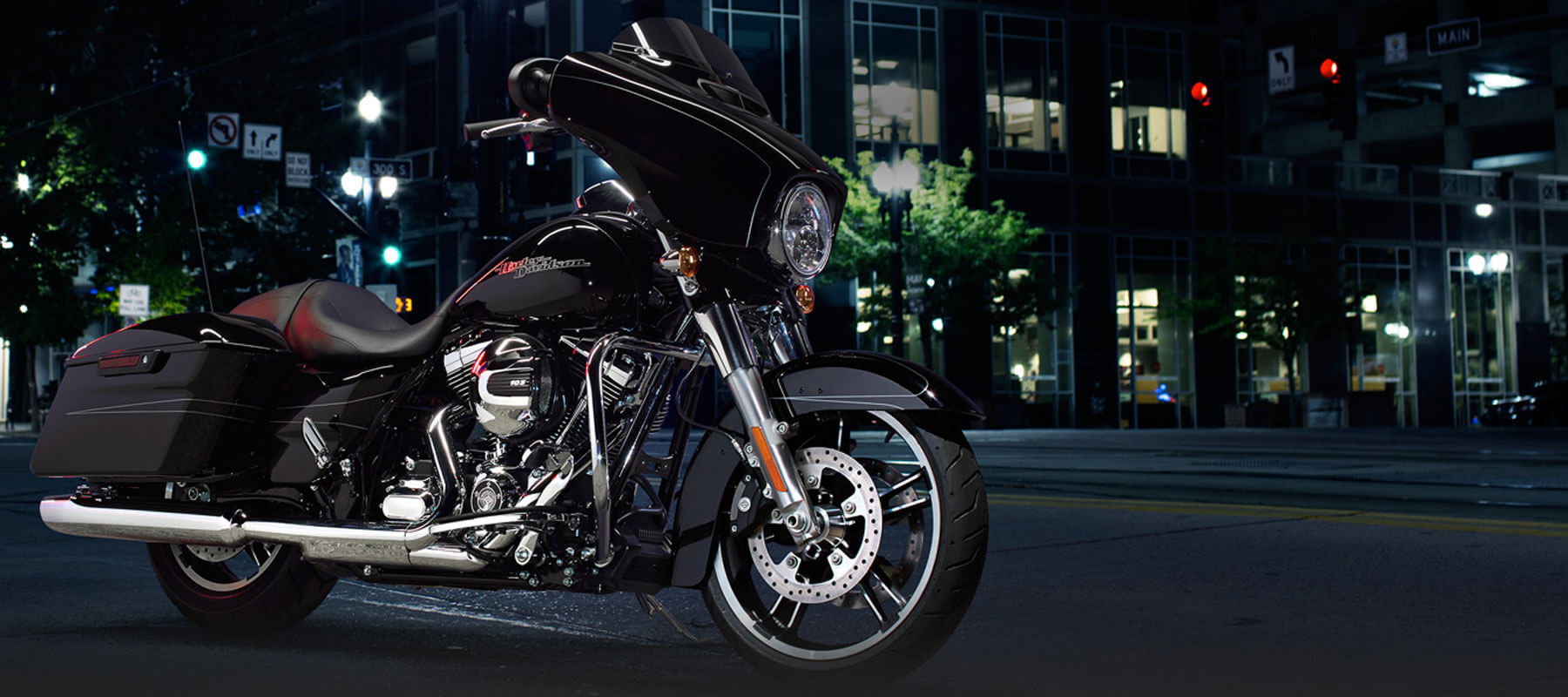 Street Glide Special background