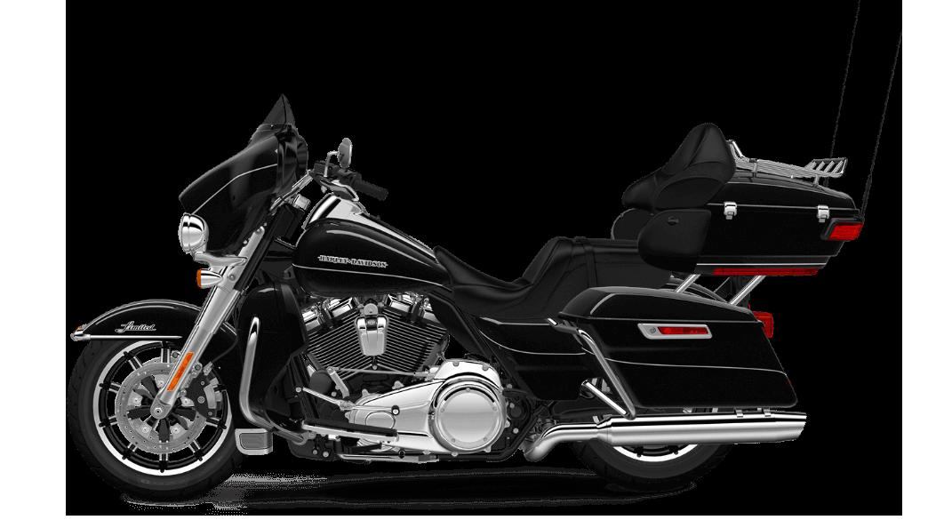 Vivid Black Harley-Davidson® Ultra Limited Low2