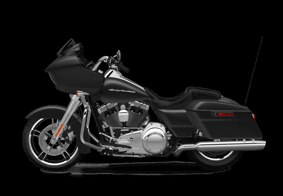 2017 Road Glide black denim