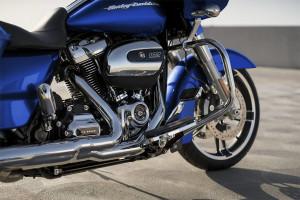 2017 Harley-Davidson® Road Glide® Special engine