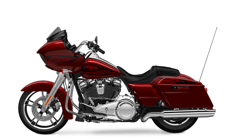 Road Glide® Hod Rod Red Flake