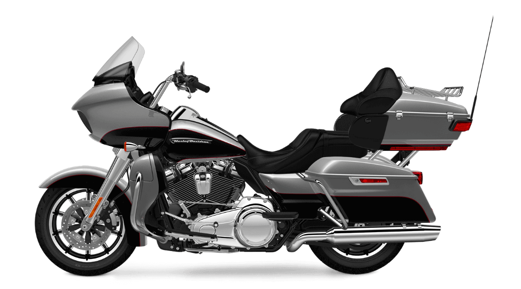 Billet SIlver Road Glide® Ultra