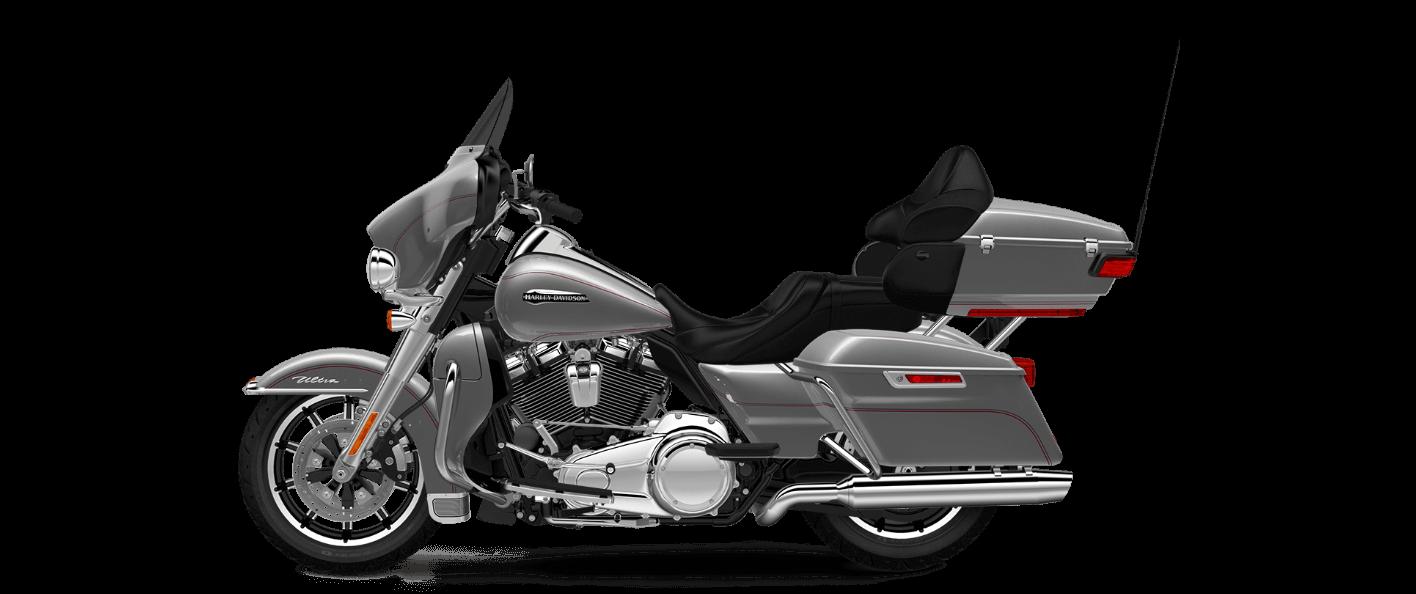 Billet Silver Electra Glide® Ultra Classic®