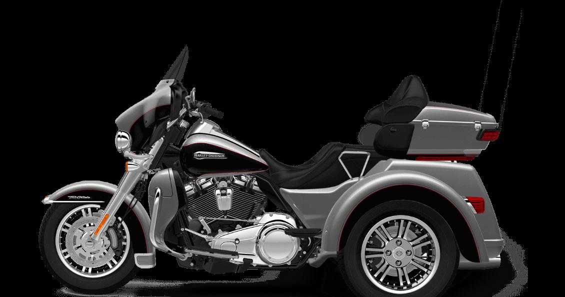 Billet Silver Harley-Davidson® Tri Glide® Ultra