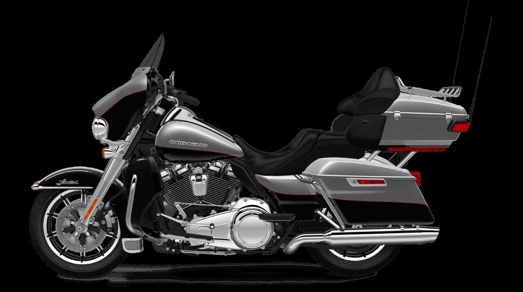 Billet Silver Harley Davidson Ultra Limited
