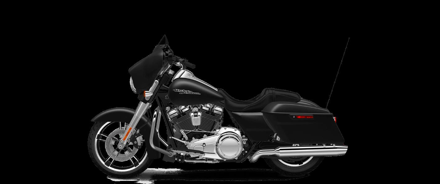 Black Denim Street Glide® Special