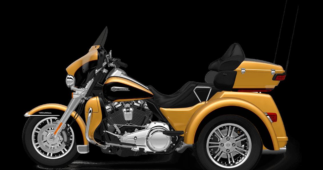 Black Hills Gold Harley-Davidson® Tri Glide® Ultra