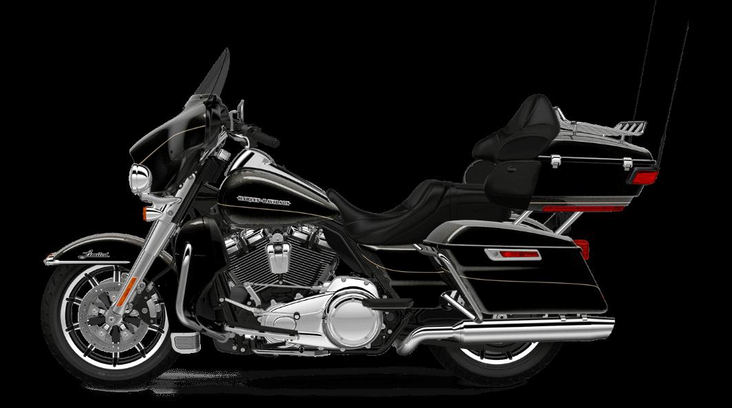 Black Quartz Harley Davidson Ultra Limited