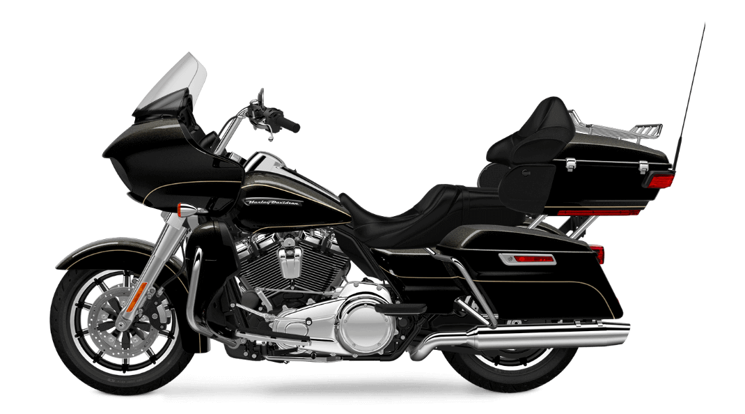 Black Quartz Road Glide® Ultra
