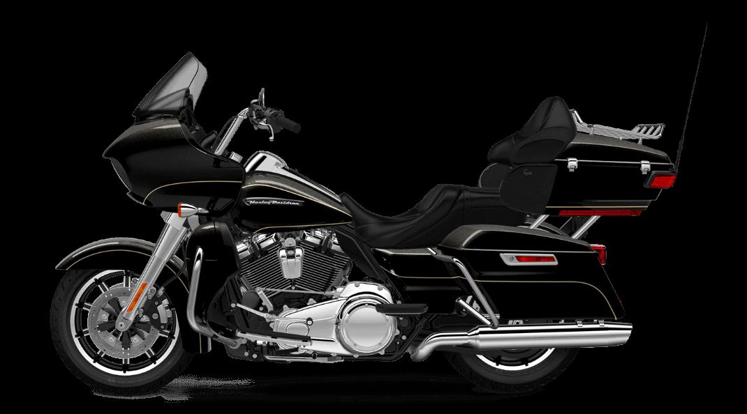 Black Quartz Road Glide® Ultra