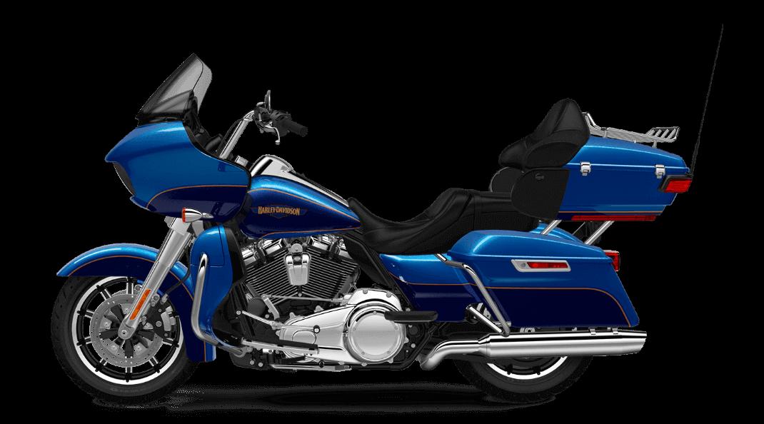 Bonneville Blue Road Glide® Ultra