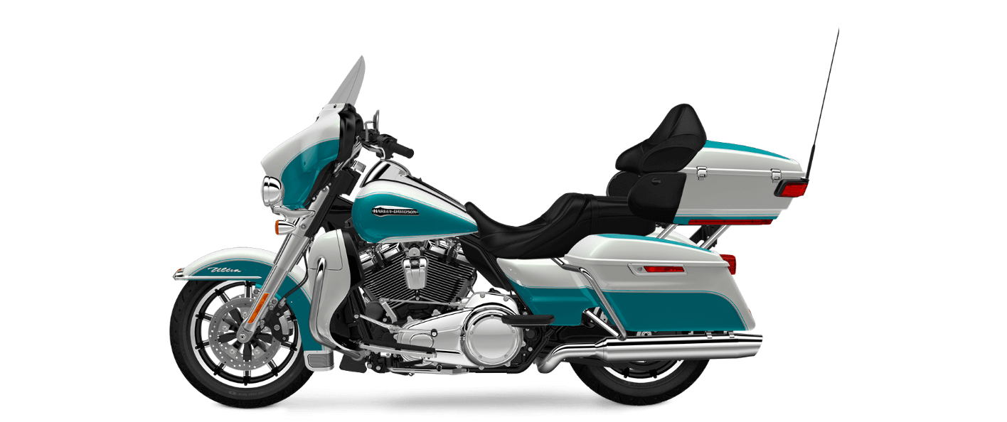 Crushed Ice Electra Glide® Ultra Classic®