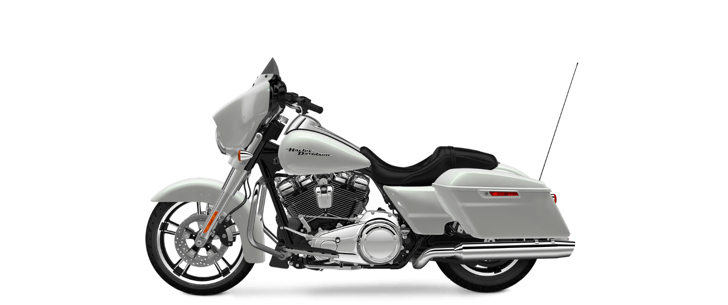 Crushed Ice Pearl Street Glide® Special