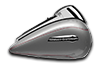 Electra Glide® Ultra Classic® Billet SIlver