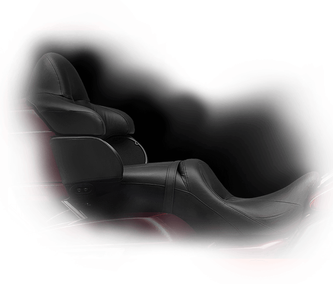 Electra Glide® Ultra Classic® confort