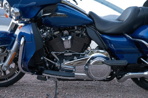 Electra Glide® Ultra Classic® engine