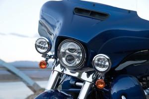 Electra Glide® Ultra Classic® headlamp