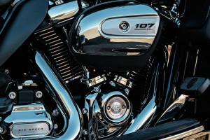Harley-Davidson® Tri Glide® Ultra engine