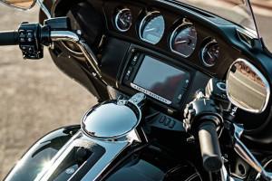 Harley-Davidson® Tri Glide® Ultra infotainment