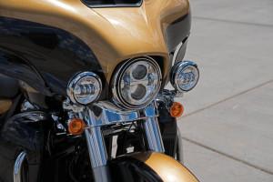 Harley-Davidson® Ultra Limited headlight