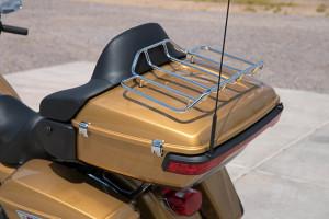 Harley-Davidson® Ultra Limited rear rack