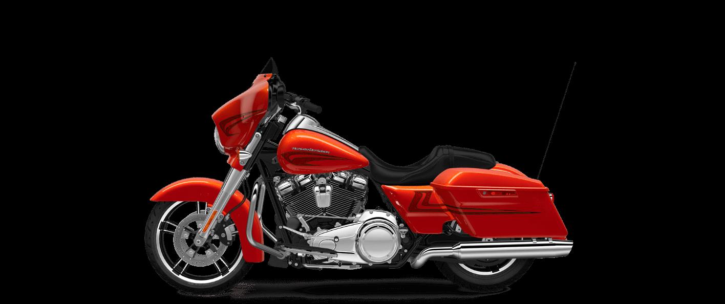 Laguna Orange Street Glide® Special