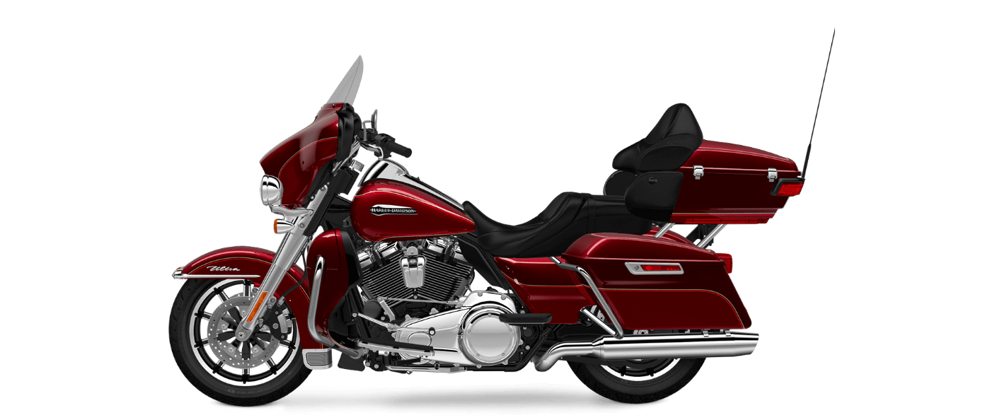 Red Sunglo Electra Glide® Ultra Classic®