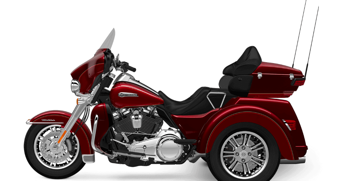 Red Sunglo Harley-Davidson® Tri Glide® Ultra