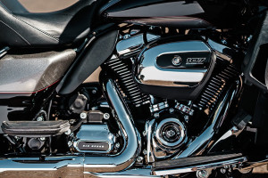 Road Glide® Ultra engine
