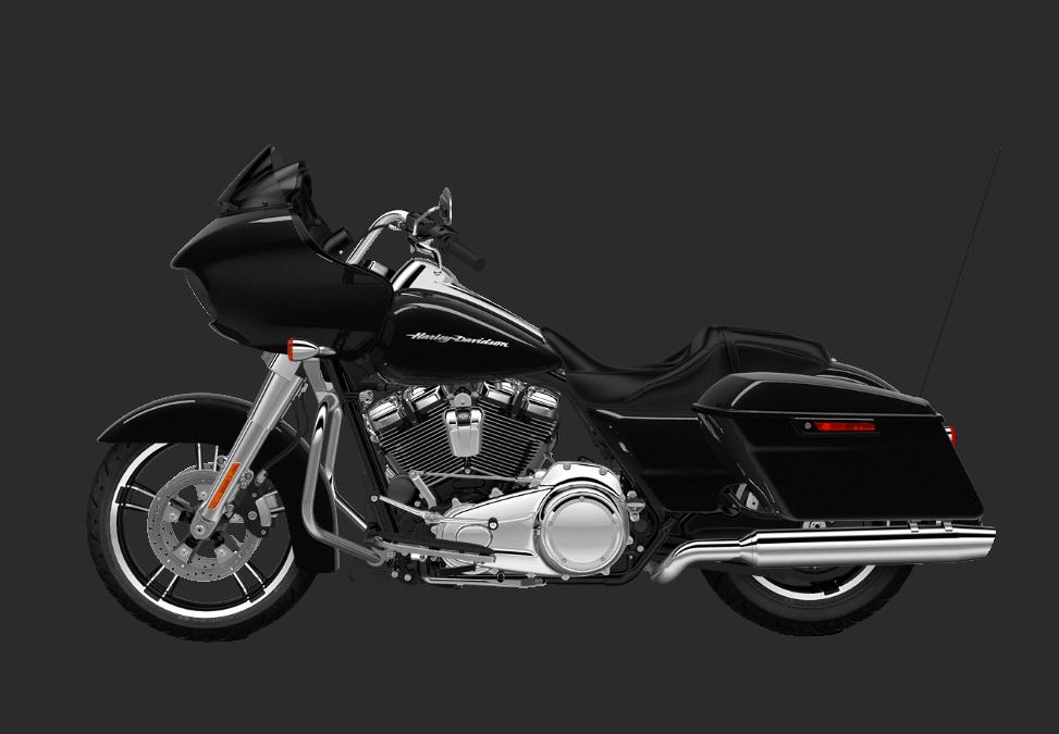 2017 Road Glide vivid black