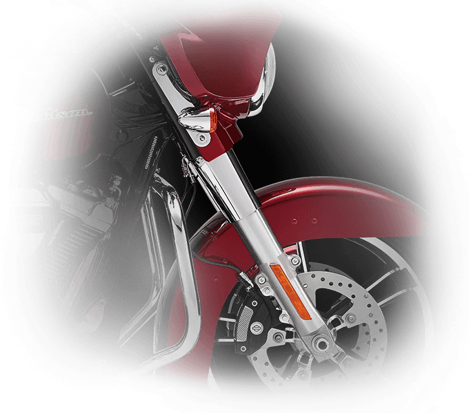 Street Glide Special control