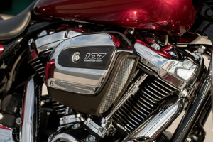Street Glide Special engine