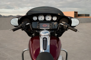 Street Glide Special infotainment