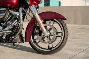 Street Glide Special wheel
