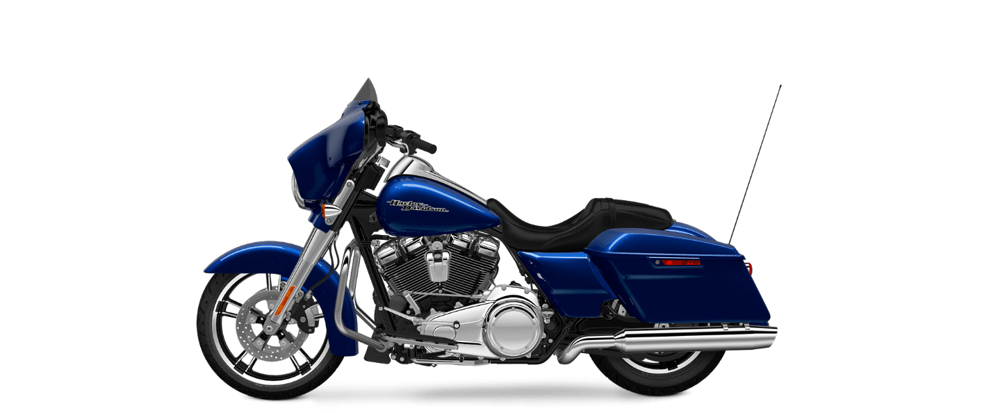 Superior Blue Street Glide® Special
