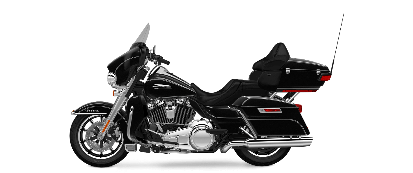 Vivid Black Electra Glide® Ultra Classic®