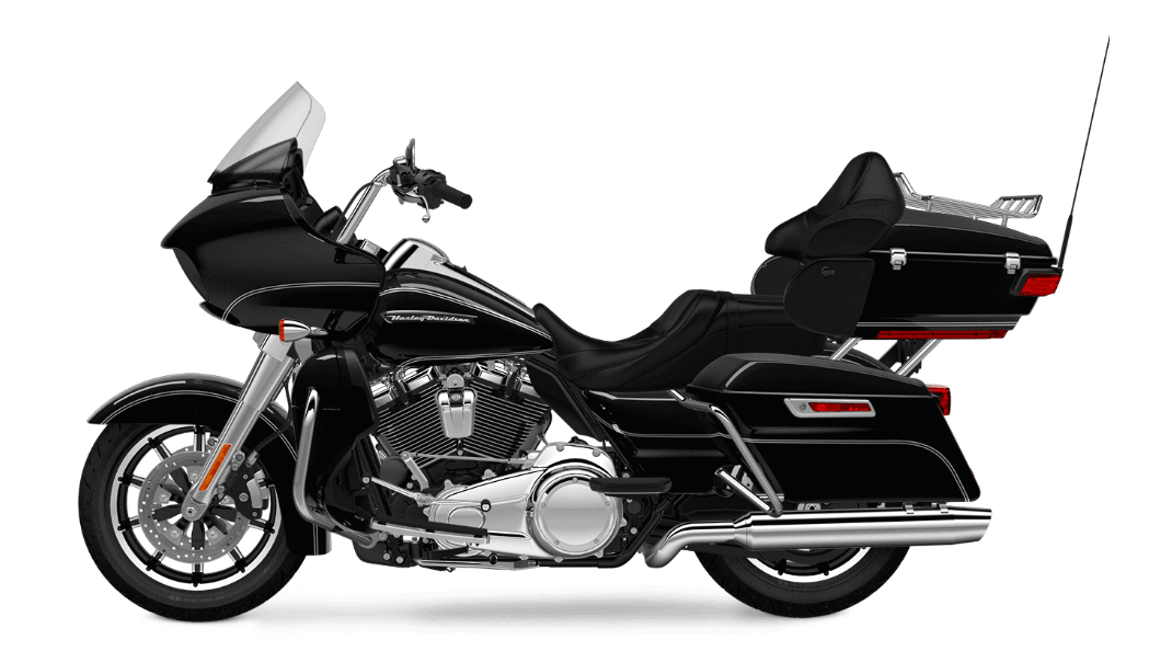 Vivid Black Road Glide® Ultra