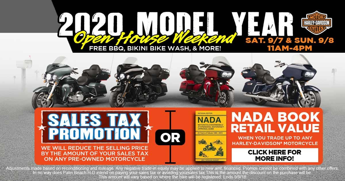 Palm Beach Harley-Davidson in FL | New and Used Bikes