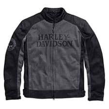 Harley Mesh Skull Men's Jacket 98092-15VM